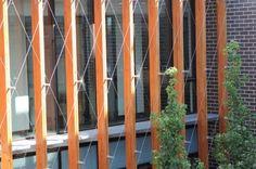 St. Catherine's School Greening Trellis