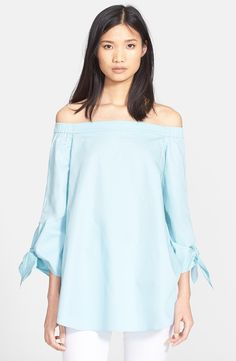 Slideshow: 21 Off-The-Shoulder Stunners That'll Get You In On Summer's Biggest, Prettiest Trend