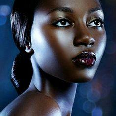 The Beauty of Dark Chocolate Jet Black Women. 3d Foto, Foto Art, Black Girls Rock, Black Girl Magic, Dark Skin Beauty, My Black Is Beautiful, Absolutely Gorgeous, Ebony Beauty, African Beauty