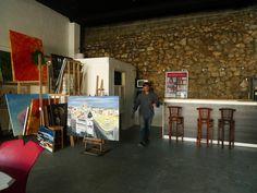 taller pintura Pintura, Art, Atelier