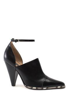 The Carla Pump by SERGIO ROSSI PF17 for Preorder on Moda Operandi♥♥