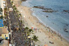 Carnival in Salvador, #Brazil