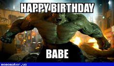 Nice Meme in http://mememaker.us: Happy Birthday