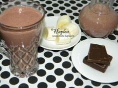 milkshake cu cacao Oreo Brownies, Brownie Cake, Nutella, Romanian Food, No Cook Desserts, Oreo Cheesecake, Milkshake, Chocolate Fondue, Panna Cotta