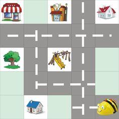 BEE-BOT robot | Interaktív elemi matematikai feladatok óvodapedagógusoknak Letter Sorting, Computational Thinking, Map Activities, Kindergarten Science, Teaching Aids, Primary School, Digital Technology, Floors, Future