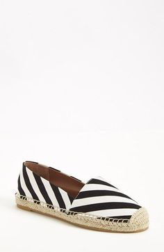 Halogen® 'Sabine' Espadrille Flat (Women) available at #Nordstrom