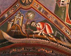 Novalesa Sant Eldrado-2 - Romanesque art - Wikipedia