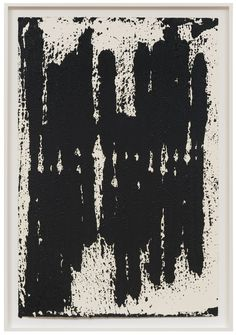 Richard Serra: Drawings