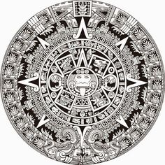 """This """"Aztec Calendar Stone"""" is a very well-known sculpture in Native Mexican history and is widely seen being sold in places where tourists frequent in and around former Aztec territories such as the capital of Mexico, Mexico City. This part of cultural heritage is popularly being sold as romanticized glimpse into the Aztec's past."""