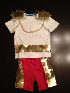 Baby Prince Charming Costume Pattern Sewing Patterns