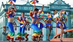 O frevo é uma dança alegre, colorida e típica do Nordeste do Brasil.