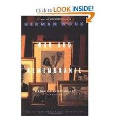War and Remembrance: Herman Wouk: 9780671463144: Amazon.com: Books