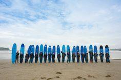 Surfing + Wedding = Tofino Photo by Marnie Recker
