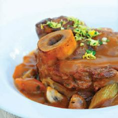 Veal Recipes - Veal Osso Buco | Strauss Brands