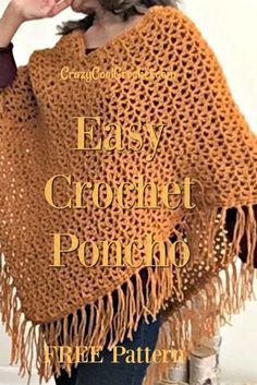V Stitch Crochet, Crochet Shawl, Crochet Stitches, Knit Crochet, Crochet Cape, Crochet Shrugs, Crochet Vests, Crochet Scarfs, Crochet Edgings