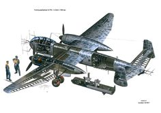 Heinkel He-219 Uhu 'Eagle-Owl'