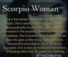 Scorpio woman is a force! Astrology Scorpio, Scorpio Traits, Scorpio Zodiac Facts, Scorpio Girl, Scorpio Love, Scorpio Quotes, Zodiac Quotes, Scorpio Female, Ascendant Lion