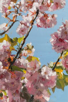 Jan de Vliegher ~ Blossoms 3 (Blossoms Series, 2011)