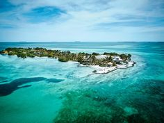 """This private island—currently for sale for around $15,000,000—is the southernmost point in the United States. It boasts 26 acres, including two homes, and is marketed with the catchphrase """"your closest neighbor is eight miles away."""" (Also, back in the day, Tennessee Williams and Truman Capote were frequent visitors.)"""