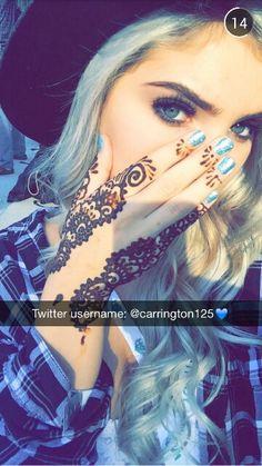 I want a henna