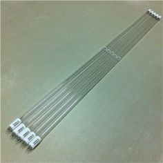250.00$  Buy here - http://ali4iy.worldwells.pw/go.php?t=32772420214 - 6pcs 80W Single End 4-Pins Standard High Output UV Germicidal Lamps UV-C for Sterilizing 10000H Life GPH846T5L/HO Ship by EMS 250.00$