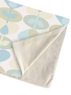 annette tatum, receiving blanket, $95