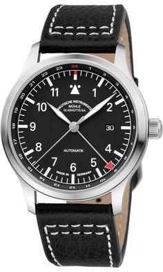 Mühle-Glashütte: Terrasport IV GMT » Das Uhren Portal: Watchtime.net
