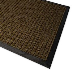 BUY NOW DIRECT -Guardian WaterGuard Indoor/Outdoor Scraper Mat-PT# BND- USMLLWG031014 by Guardian. $283.90. Breakroom And Janitorial. Mats & Antislip Tape. Keeps your office or home clean, dry and safe. Bi-level constructed so dirt and debris is trapped below the walking surface and off your floors. The polypropylene carpeted surface makes this a scraper to remove heavy soil and debris and also a wiper to help trap moisture. The non-slip all-rubber cleated backing provides a secu...