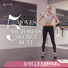 Victoria's Secret model Elsa Hosk walks us through her go-to routine for getting ready to walk fashion's sexiest runway.