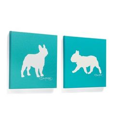 David Bromstad 'Frenchy' Artwork - How could you not find a spot for this in your house????????