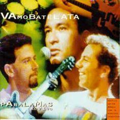 VAMO BATÊ LATA \ 1995 | Os Paralamas do Sucesso