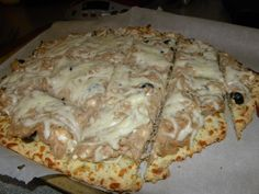 Flatbread Frenzy - Metabolic Drive Recipes - Forums - Biotest