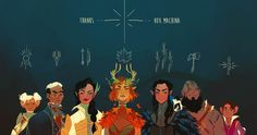 Critical Role Fan Art Gallery – Looking Back Adventure Time Seasons, The Adventure Zone, Critical Role Characters, Critical Role Fan Art, Vox Machina, Voice Actor, Your Turn, Dragon Age, Character Design