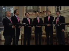 beautiful  You Are The New Day - King's Singers 2010 Valentine's Day performance.  BEST choir piece i've ever sung. So moving.!