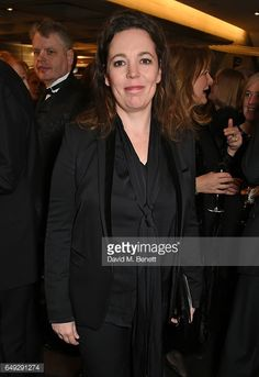 Olivia Colman attends 'Up Next: The National Theatre's Annual Fundraising Gala' at The National Theatre on March 7, 2017 in London, England. Photo: David M. Benett/Dave Benett/Getty Images)