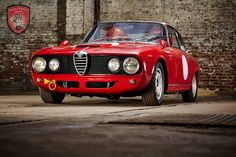 Consignatie oldtimer of youngtimerAlfa Romeo 2600 Sprint Racing - thecoolcars.nl