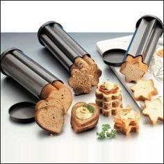 Moldes pan de molde