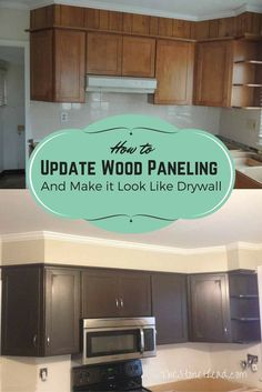 Using Paintable Wallpaper To Cover Wood Paneling Fixer Upper