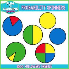 FREE!  There are 2 graphics for each of the following probability terms:~ Certainly/ Impossible~ Very Likely/ Very Unlikely~ Equal ChanceIf you like these graphics, you may want to browse the other educational graphics collections from my store: Fun for Learning: Graphics! Fourth Grade Science, Third Grade Math, Grade 2, Probability Worksheets, 2nd Grade Math Worksheets, Math Teacher, Teaching Math, Math Resources, Math Activities
