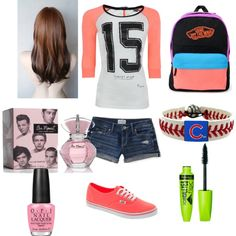 """""""Casual  outfit"""" by jenna-bo-benna on Polyvore"""