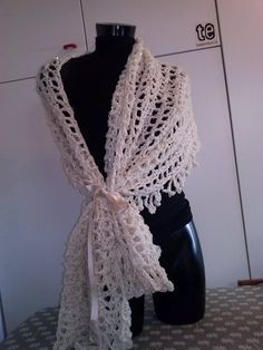lana d'Abruzzo e paillettes