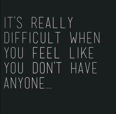 I always feel this way ahh