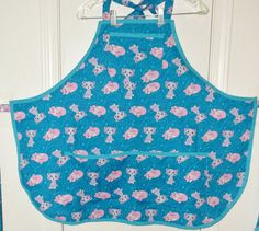 Bib Apron with Pink & Lavender Cats 2109 by TheKraftyKats on Etsy (Accessories, Apron, Women, apron, cat apron, women's apron, kitchen apron, baking, accessories, handmade apron, cooking apron, hostess apron, gift apron, lavender pink apron, full apron, bib apron)