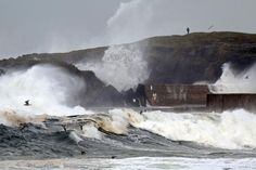 Continued pounding to Portstewart - Northern Ireland