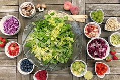 There are no complicated rules to follow. Just be mindful of general dos and don'ts. Diabetic Recipes, Raw Food Recipes, Healthy Recipes, Healthy Foods, Healthy Weight, Healthy Habits, Healthy Tips, Salad Recipes, Food Tips