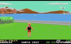 California Games (Commodore 64)