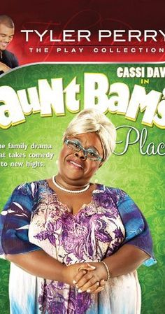 Directed by Tyler Perry.  With Cassi Davis, Melonie Daniels, Paris Bennett, Jeffery Lewis. When family's falling out, it's time to call in Aunt Bam to set a few things straight! The fun begins when Bam's favorite nephew-in-law, Stewart, is granted weekend visitation with his children. He and his new wife are thrilled at the chance -- until Stewart's drunken ex shows up with trouble in mind. Now it's up to Bam to calm things down in this high-spirited new play from Tyler Pe...