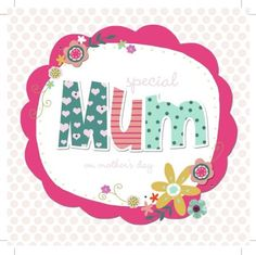 Jeannine Rundle - AD2649A MUM IN FLOWER FRAM Copy
