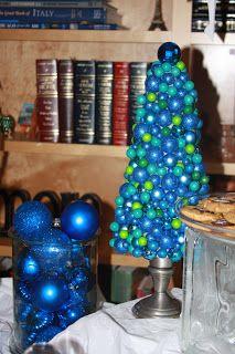 momHow: Christmas Topiary