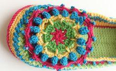 Tina's handicraft : mocasines chrochet tutorials